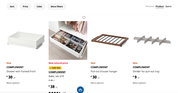 customer-centricity examples for product insights IKEA