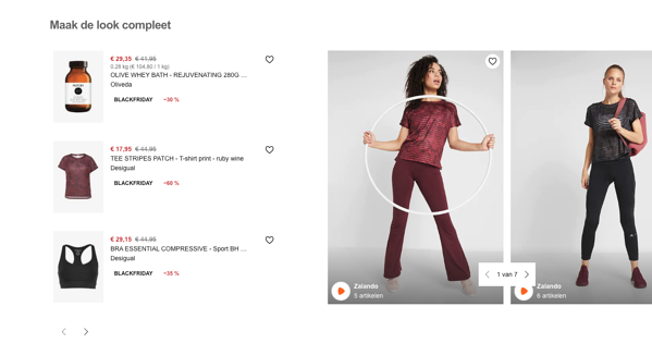 eCommerce marketing strategy example Zalando