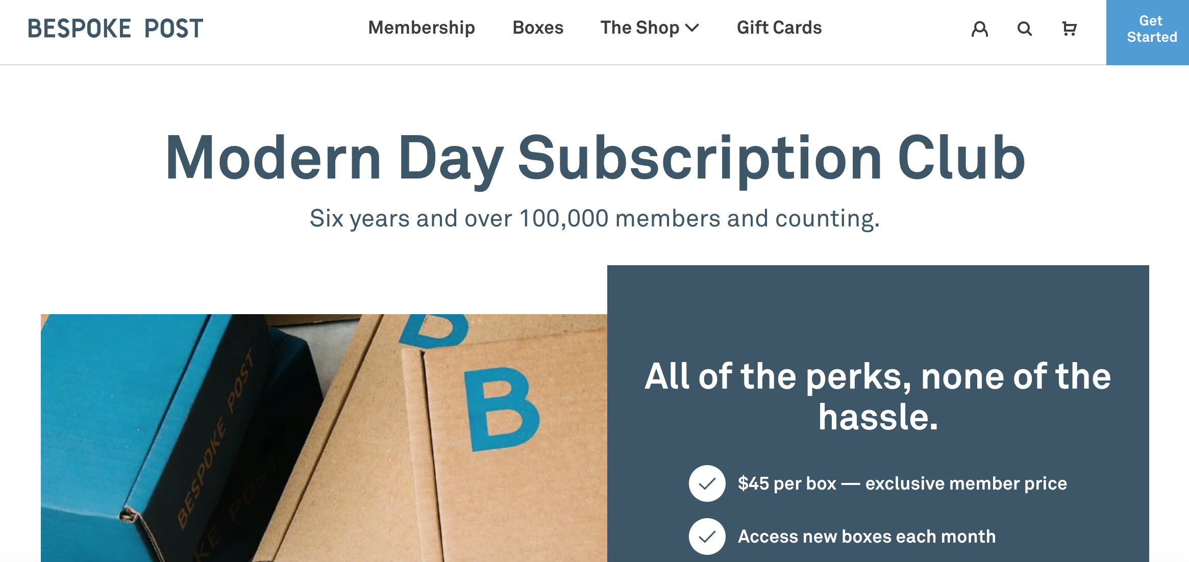 6 subscription box product driven customer centricity