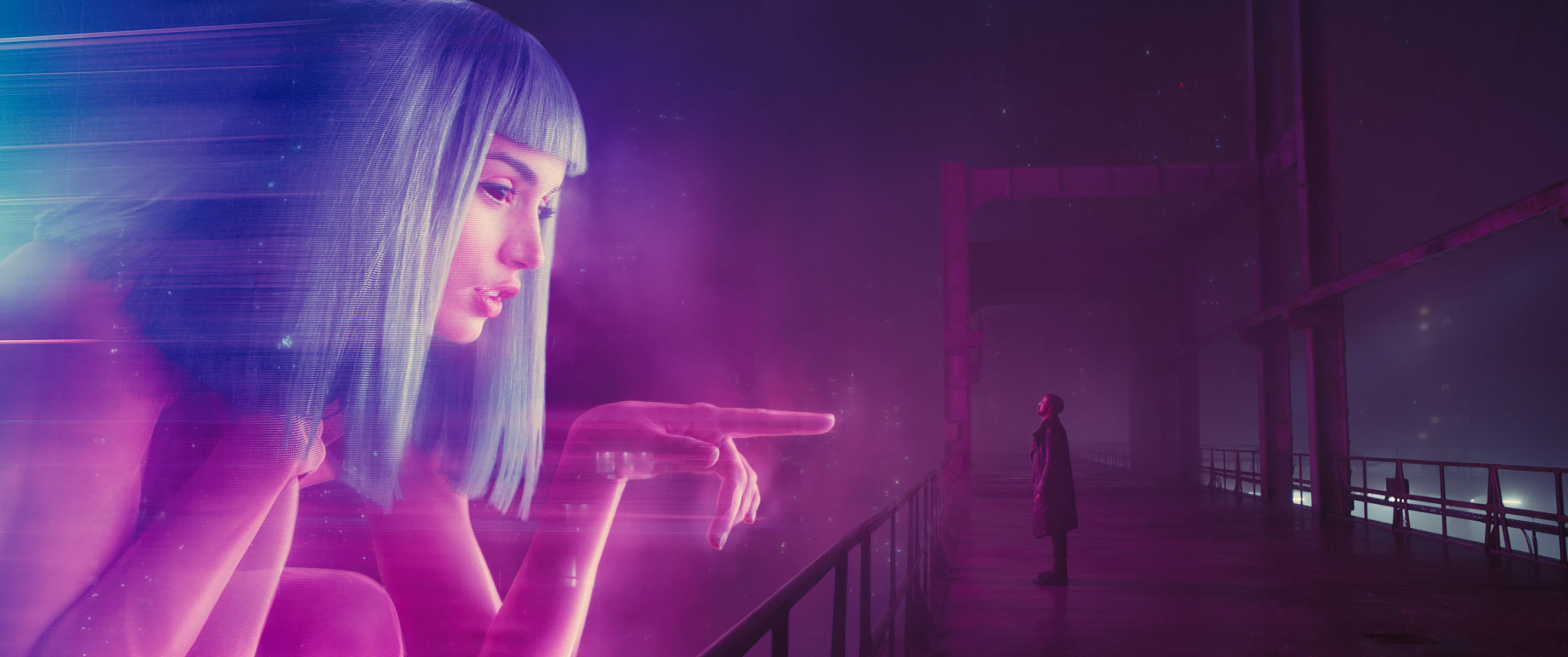 Future of retail is AI blade runner
