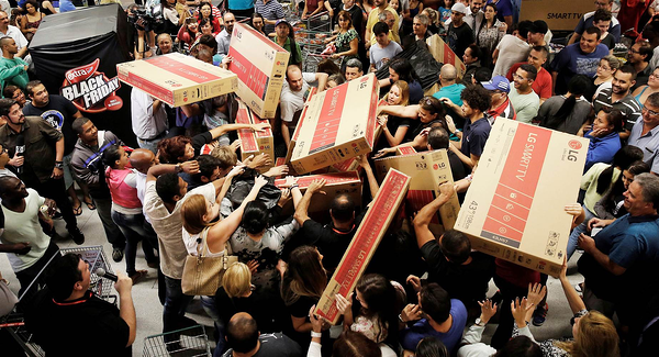 black friday urgency scarcity