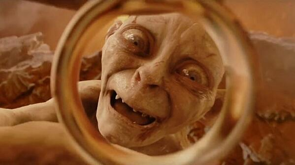 gollum endowment effect