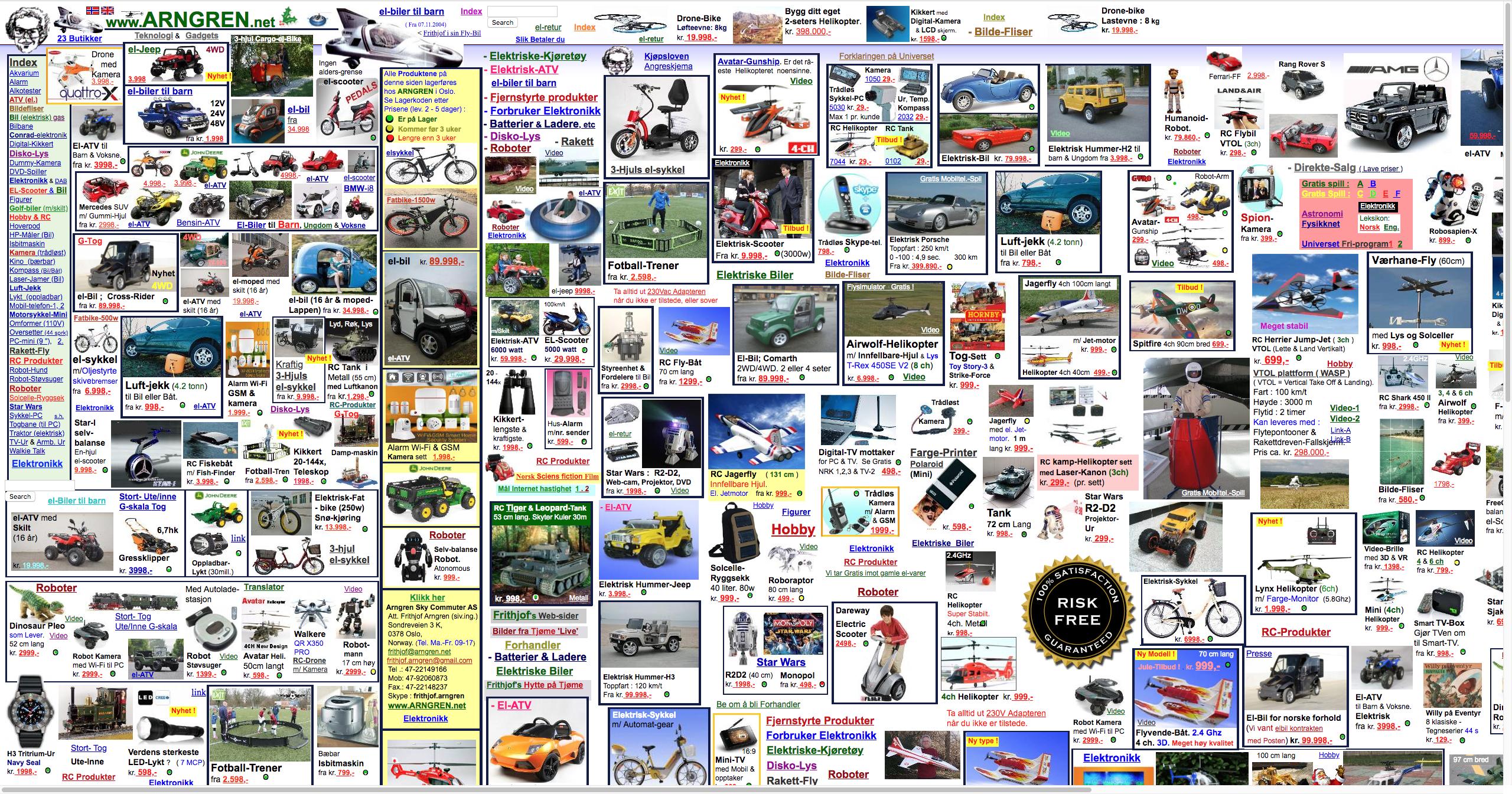 information density website