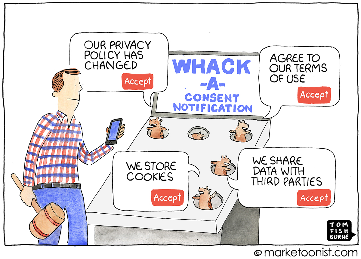 intelligent tracking prevention for ecommerce cartoon