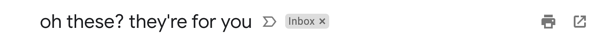 nudging in emails urban outfitters