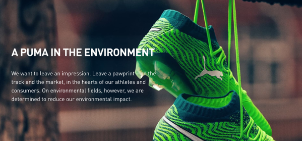 product-driven customer centricity examples puma