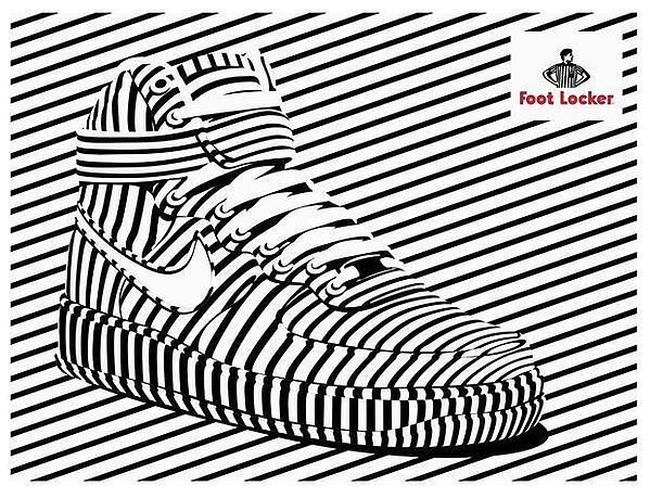 psychographic segmentation footlocker ad