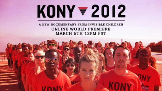 social proof marketing examples kony 2012