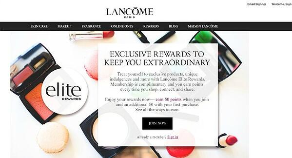who is the luxury consumer psychology lancome
