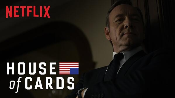 House of Cards using AI
