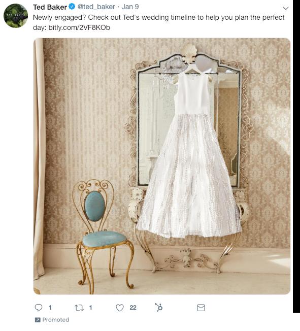 Twitter Psychographic marketing