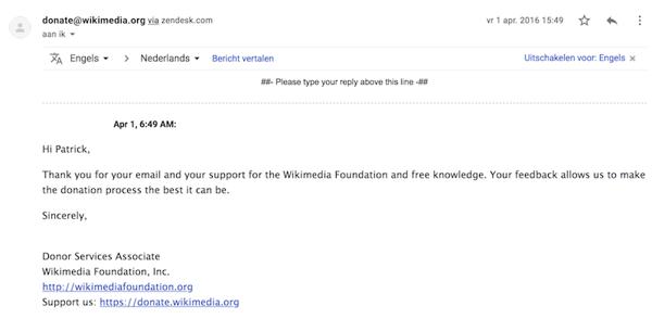 wikki email