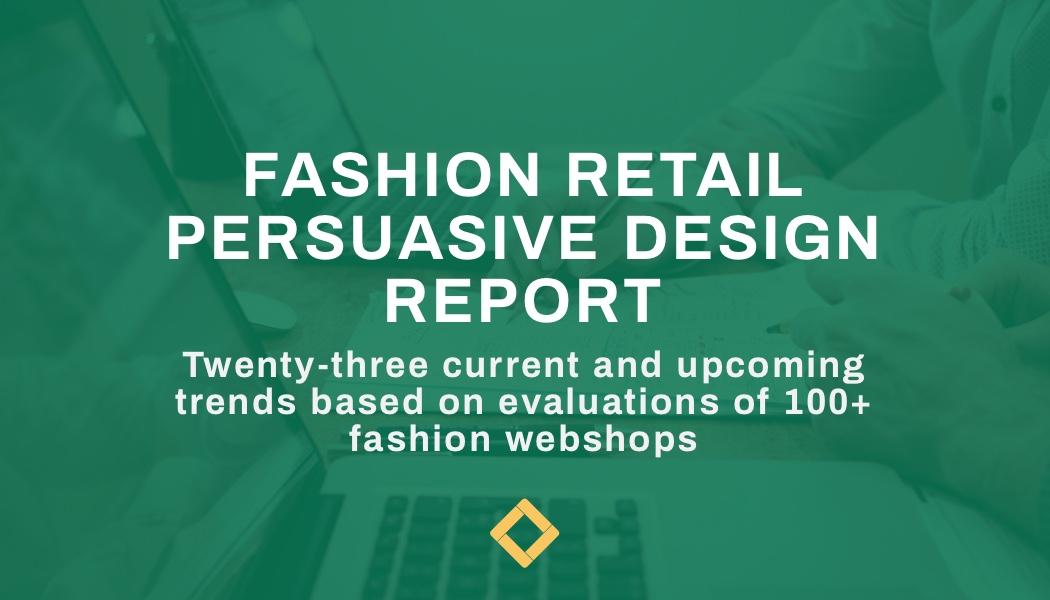 persuasive design report
